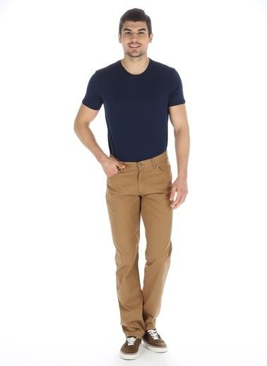 Asymmetry Pantolon Taba